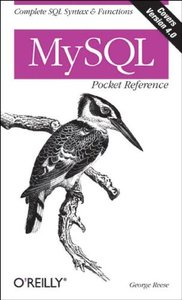 MySQL Pocket Reference-cover