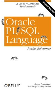 Oracle PL/SQL Language Pocket Reference, 2/e-cover