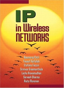 IP in Wireless Networks (Hardcover)-cover