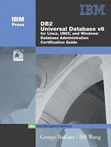 DB2 Universal Database V8 for Linux, UNIX, and Windows Database Administration C-cover