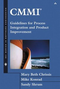 CMMI: Guidelines for Process Integration and Product Improvement (Harcover)-cover