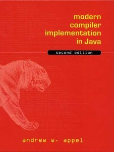 Modern Compiler Implementation in Java, 2/e (Hardcover)-cover