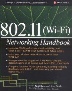802.11 (Wi-Fi) Network Handbook-cover