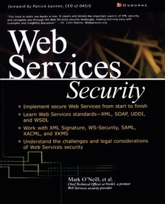 Web Services Security (Paperback)-cover