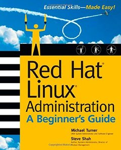 Red Hat Linux Administration: A Beginner's Guide-cover