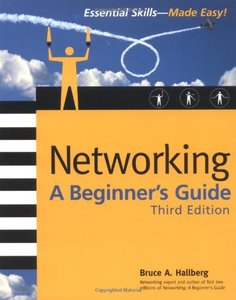 Networking: A Beginner's Guide, 3/e (Paperback)-cover