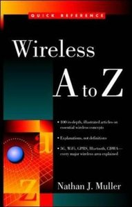 Wireless A to Z (Paperback)-cover