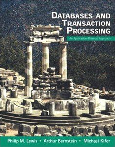 Database and Transaction Processing (Hardcover)-cover