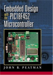 Embedded Design with the PIC18F452 Microcontroller (Hardcover)-cover