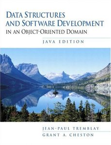 Data Structures and Software Development in an Object Oriented Domain Java Edition (Hardcover)