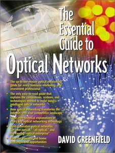 The Essential Guide to Optical Networks-cover