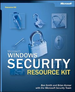 Microsoft Windows Security Resource Kit (Paperback)-cover