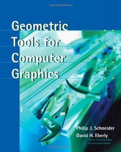 Geometric Tools for Computer Graphics (Hardcover)-cover
