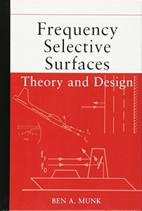 Frequency Selective Surfaces: Theory and Design (Hardcover)-cover