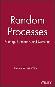 Random Processes: Filtering, Estimation, and Detection (Hardcover)-cover