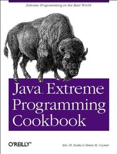 Java Extreme Programming Cookbook-cover
