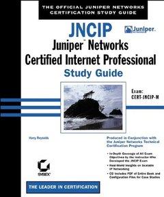 JNCIP: Juniper Networks Certified Internet Professional Study Guide-cover