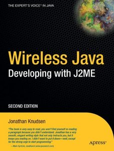 Wireless Java: Developing with J2ME, 2/e-cover