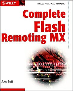 Complete Flash Remoting MX-cover