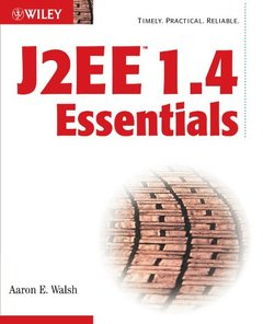 J2EE 1.4 Essentials-cover