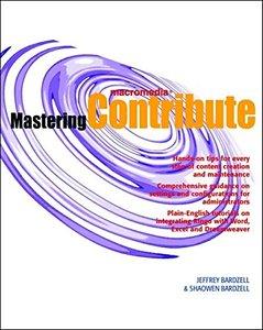 Mastering Macromedia Contribute-cover