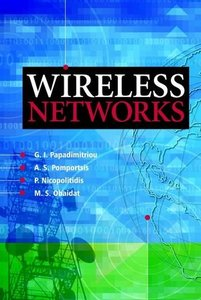 Wireless Networks-cover