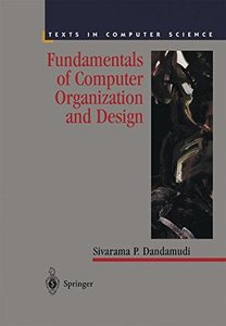 Fundamentals of Computer Organization and Design (Hardcover)-cover