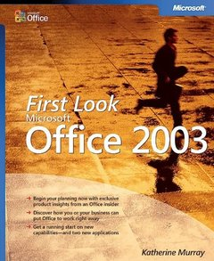 First Look Microsoft Office 2003-cover