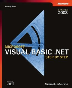 Microsoft Visual Basic .Net Step by Step: Version 2003-cover