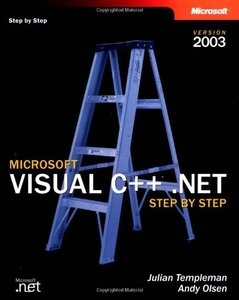 Microsoft Visual C++ .Net Step by Step: Version 2003-cover