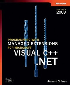 Programming with Managed Extensions for Microsoft Visual C++ .NET--Version 2003-cover