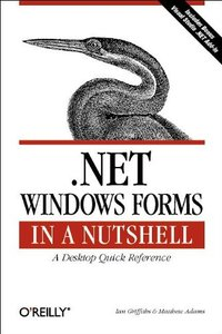 .NET Windows Forms in a Nutshell-cover