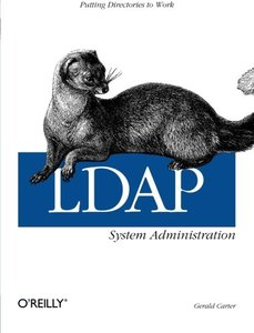 LDAP System Administration (Paperback)-cover