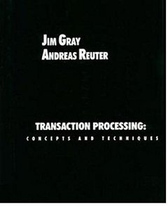Transaction Processing: Concepts and Techniques (Hardcover)-cover