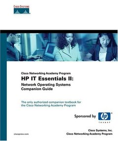 Cisco Networking Academy Program IT Essentials II: Network Operating Systems Com-cover
