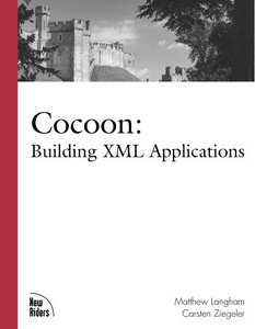 Cocoon: Building XML Applications-cover
