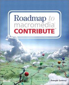 Roadmap to Macromedia Contribute-cover