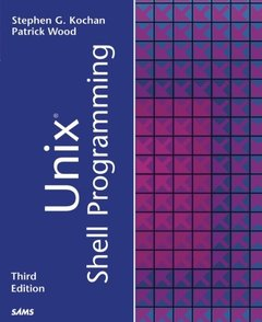 Unix Shell Programming, 3/e (Paperback)-cover