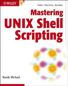 Mastering UNIX Shell Scripting (Paperback)-cover