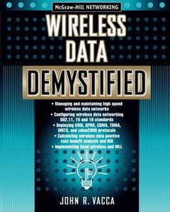 Wireless Data Demystified-cover