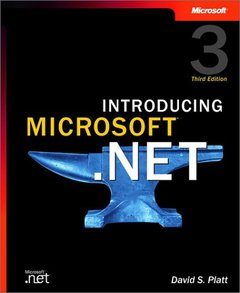 Introducing Microsoft .Net, 3/e (Paperback)-cover