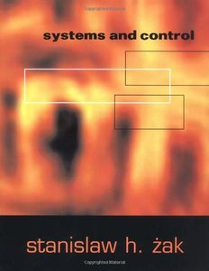 Systems and Control (Hardcover)-cover