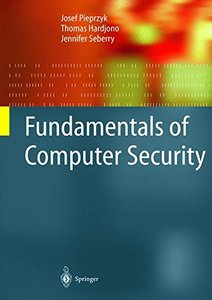 Fundamentals of Computer Security (Hardcover)-cover