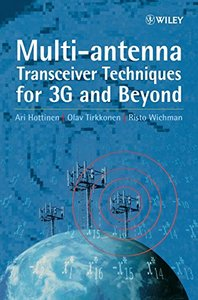 Multi-antenna Transceiver Techniques for 3G and Beyond-cover