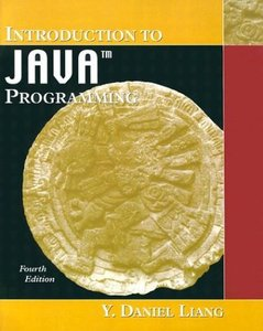 Introduction to Java Programming, 4/e (亞洲版 0131201174)-cover