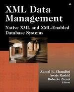XML Data Management: Native XML and XML-Enabled Database Systems (Paperback)-cover