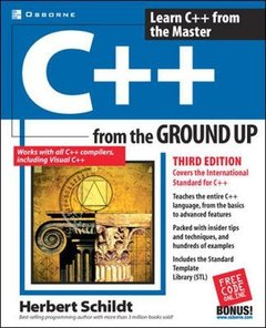 C++ from the Ground Up, 3/e-cover