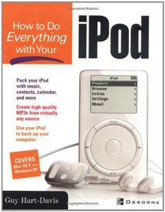 How To Do Everything with Your iPOD-cover