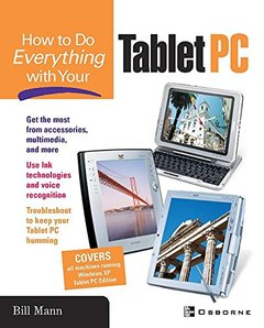 How To Do Everything with Your Tablet PC-cover