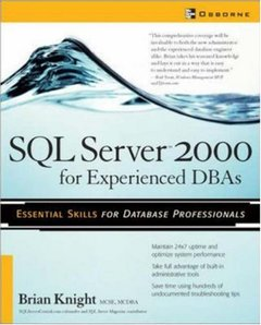 SQL Server 2000 for Experienced DBAs-cover